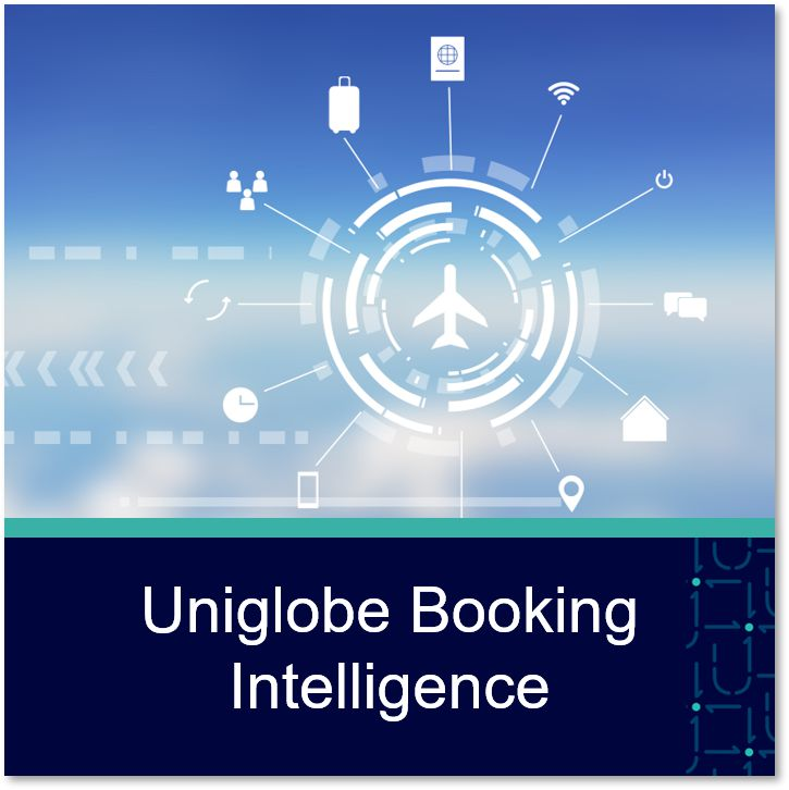 Uniglobe Booking Intelligence - online booking tool